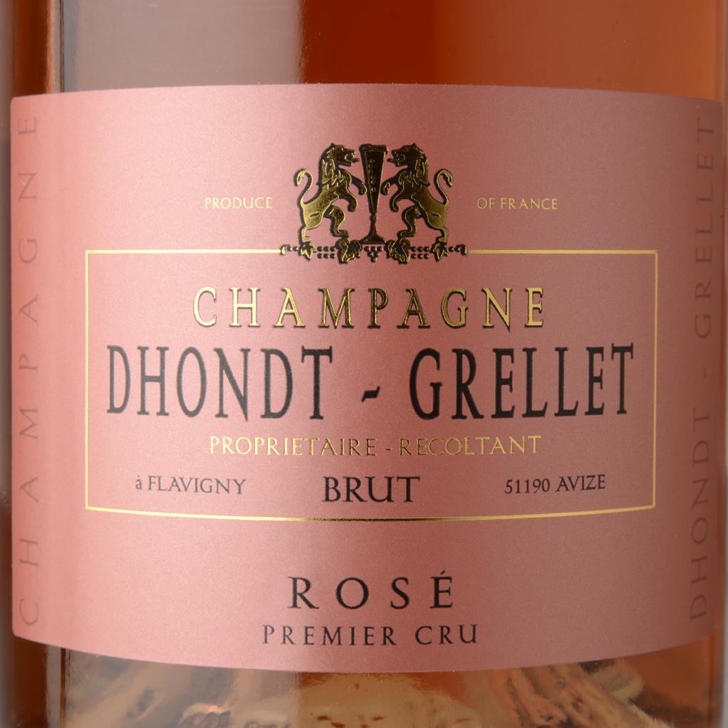 CHAMPAGNE DHONDT - GRELLET ROSE