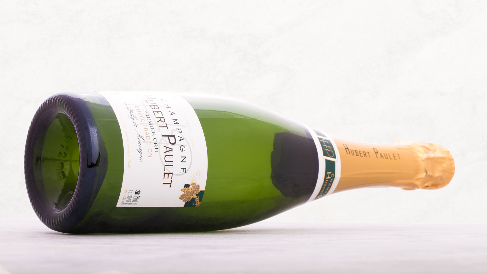 CHAMPAGNE HUBERT PAULET, TRADITION DEMI-SEC