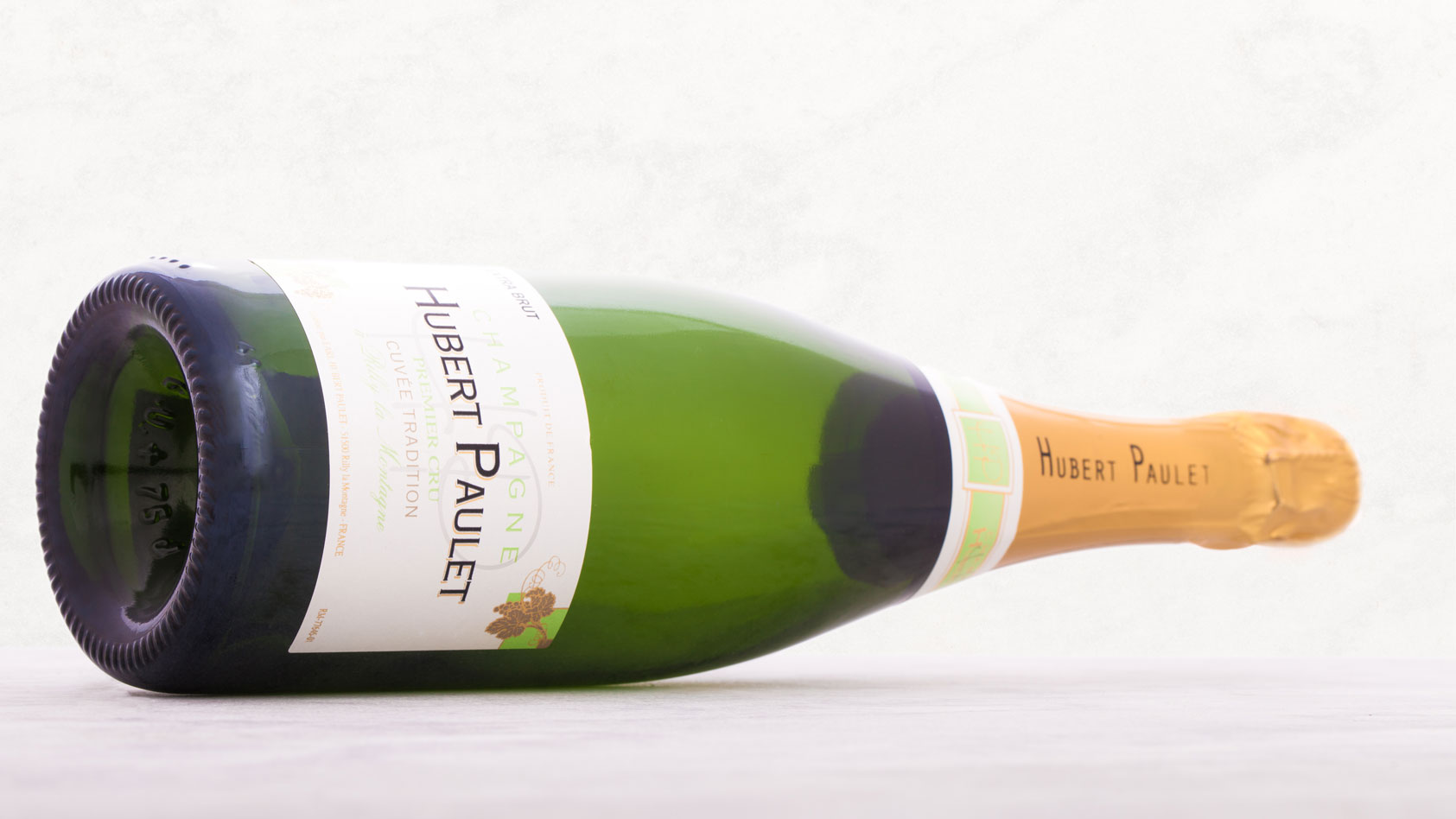 Hubert Paulet,  Brut tradition