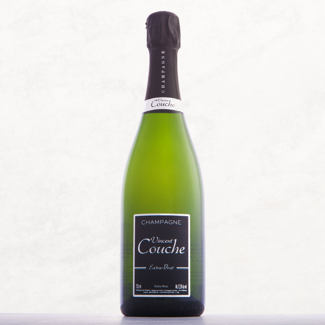 CHAMPAGNE VINCENT COUCHE,  EXTRA BRUT 37,5 cl