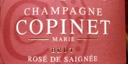 CHAMPAGNE MARIE COPINET ROSÉ MADEMOISELLE VICTOIRE