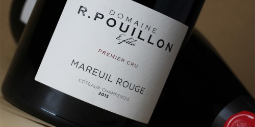 Mareuil Rouge 2015